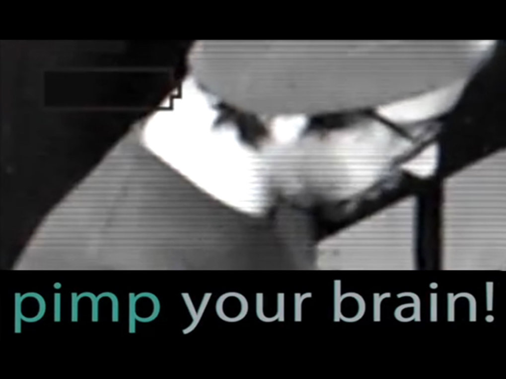 "In the video series ""Pimp your brain!"" scientists explain techniques they use in the labs and what simple but genius ideas are hiding behind complicated science terms."