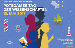 <span>On the 13</span><sup>th</sup><span> of May 2017 the Science Park Potsdam-Golm hosts the 5</span><sup>th</sup><span> Day of Science. Our institute will participate together with 36 other research institutions, universities and schools.</span>