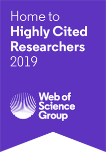 Highly Cited Researcher List 2019