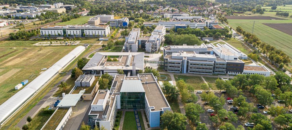 Max Planck Institut Für Molekulare Pflanzenphysiologie