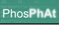"Short description: Database of plant protein phosphorylation sites, phosphorylation site predictor, kinase target search Long description: PhosPhAt is a database hosting information of protein phosphorylation sites determined from large-scale phosphoproteomic experiments in plants, mainly Arabidopsis. In addition, PhosPhAt also inclueds a plant-specific phosphorylation site predictor for pS, pT and pY sites. Access to prediction algorithm now allows ""on-the-fly"" prediction of phosphorylation of any user uploaded protein sequence. Protein Pfam domain structures as well as phosphorylation site hotspots are mapped onto the protein sequence display besides to experimental and predicted phosphorylation sites. New developments incude searchable information of plant protein kinase targets."